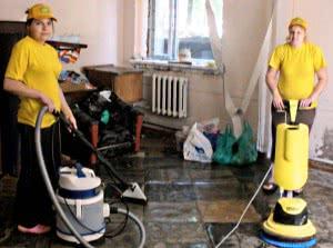 Уборка квартиры после ремонта в Одессе