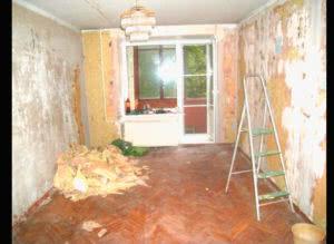 Косметический ремонт квартиры частный мастер
