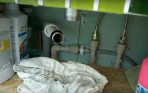 Чистка канализации в Одессе